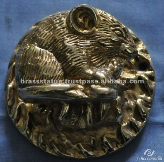 Aakrati Brasssware alibaba com brass mouse door knocker