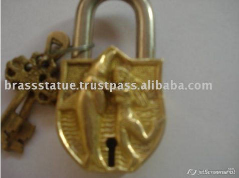 Aakrati Brasssware alibaba com brass ornate dance with dolphin lock