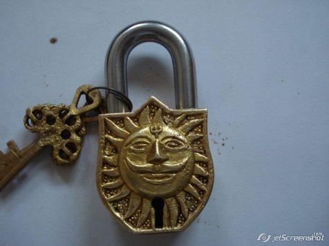 Aakrati Brasssware alibaba com brass Sum Mustache Surya ornate lock