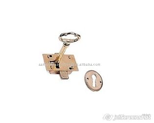 Aakrati Brasssware alibaba com hardware antique fancy drawer lock and skeleton key