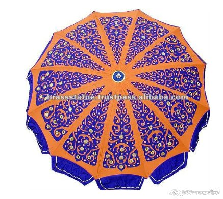 Aakrati Brasssware alibaba com ornate big beach umbrella sotheast asia