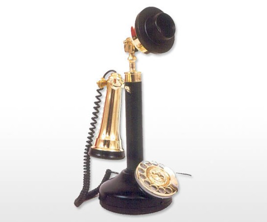 Aakratibrass com antique candlestick telephone