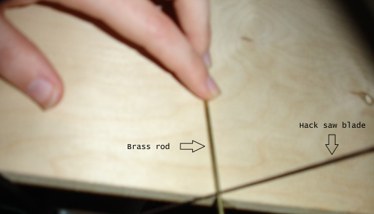 doyoudesigntoo wordpress com Agujas DIY cutting sawing brass rod Guia Practica Mallas Pello Fallera Valencia Hair Spain