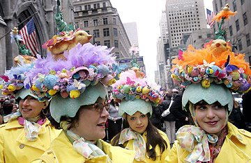 thearmitageefect com chicks and eggs easter-hats