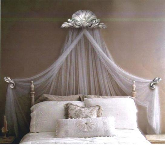 hickorymanorhouse com shell canopy bed