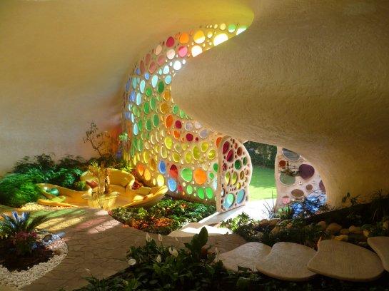 timbuktu. me shell Senosiain nautilus-house-interior