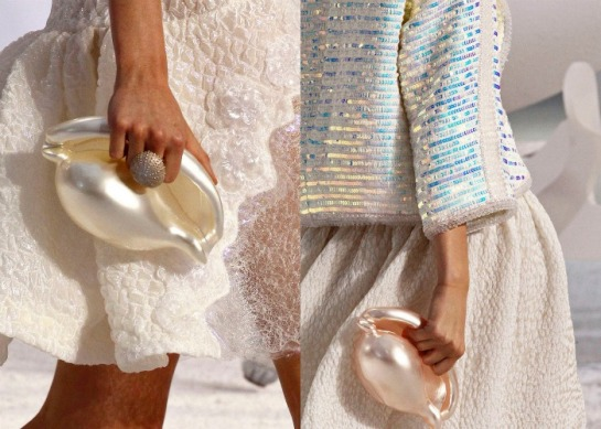 butterhorshoes com chanel sea shell clutch