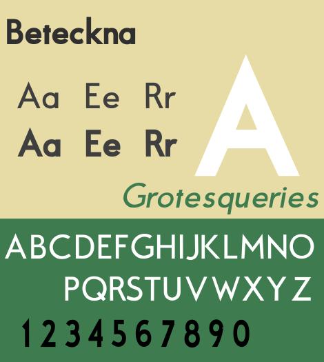 fedoraproject org beteckna font