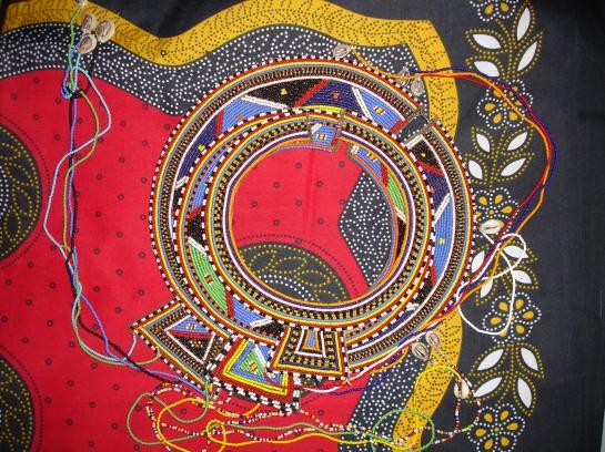 Ravarlagari com Maasai Reiment