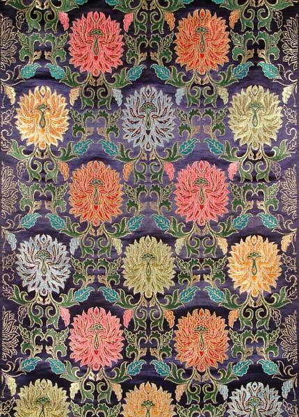 A tibetan_floral_brocade_sf20