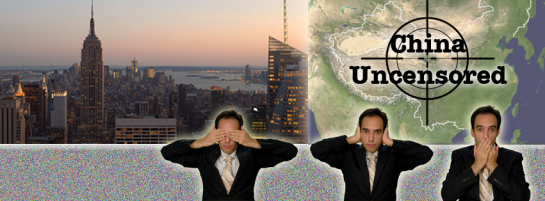 Chris Chappell China Uncensored