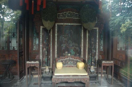 globe-trotters. ch summer palace beijing bedroom