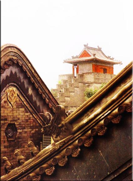 reflectionsofanartaholic com Great Wall Of China