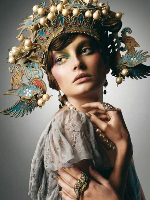 thatbohemiangirl tumblr com Chinese antique beautiful headdress