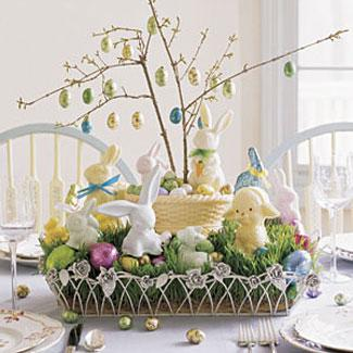 goodhousekeeping com holiday ideas Easter candy land