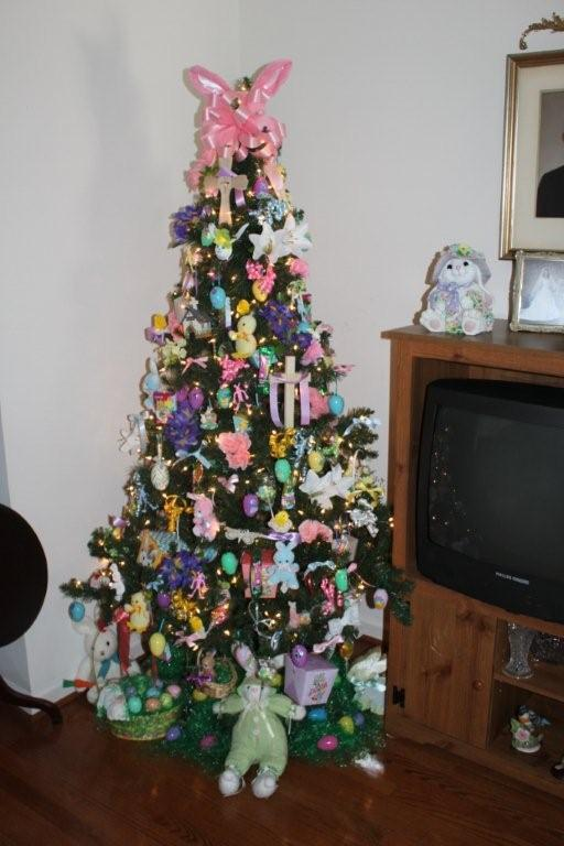 rockinghammemories com i wouldnt want my easter tree to look like this