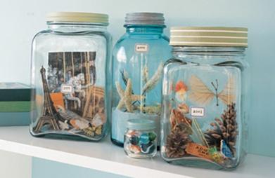 ideas4me com memory souvenir jars martha stewart