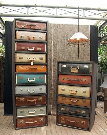 inhralld com James Plumb suitcase bookcase